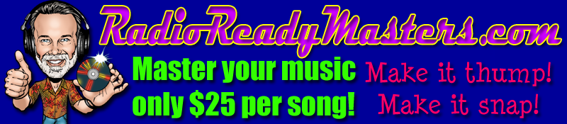 Radio Ready Masters by King Tet Productions